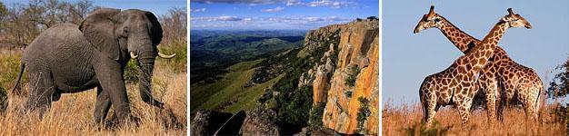 Ithala Game Reserve, Zululand