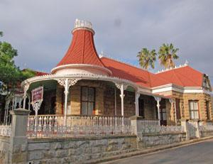 Le Roux Townhouse, Oudtshoorn