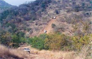 Lebombo Eco Trail, Kruger National Park, Mpumalanga