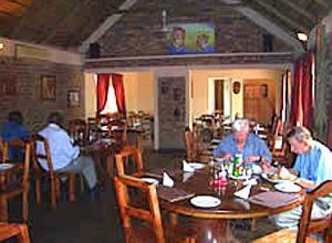 Lion & Leopard Restaurant, Komatiepoort