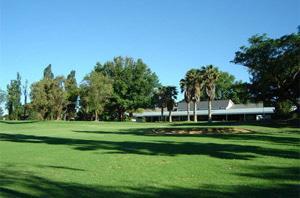 Oppenheimer Park Golf Club, Welkom, Free State