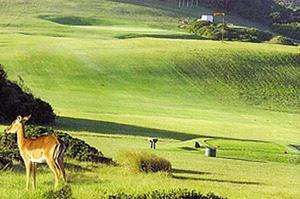 Royal Port Alfred Golf Course, Eastern Cape, South Africa
