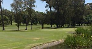 Reading Country Club, Alberton, South Africa
