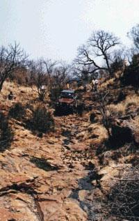Rust de Winter 4x4 Bundu Trail