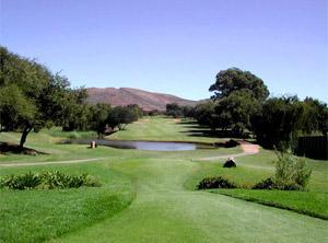 Rustenburg Golf Club, North West Province, South Africa