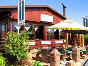 Silver Spoon Restaurant, Graskop
