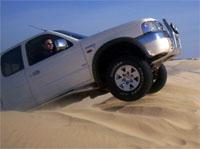 The Dunes 4x4 Trail