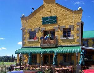 The Flying Dutchman Restaurant, Dullstroom