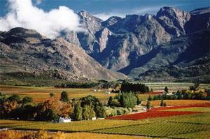 Worcester, Breede River Valley, Western Cape