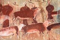 San rock art in the uKhahlamba-Drakensberg Park