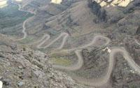 The magnificent Sani Pass