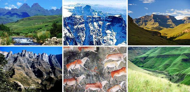 Celebrating 10 UNESCO South African World Heritage Sites this Heritage Day