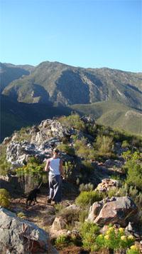 Aasvoelkrans hiking trail