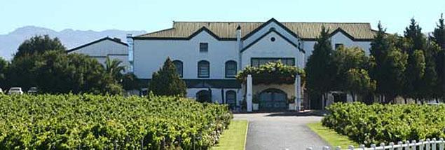 Avontuur Wine and Thoroughbred Estate, Somerset West, Western Cape