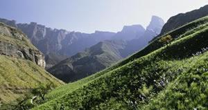 Barrier of Spears, Eastern Cape Highlands