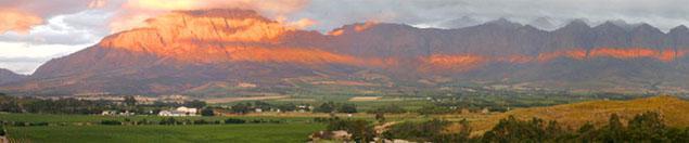 Bergsig Wine Estate, Breedekloof Wine Route, Western Cape