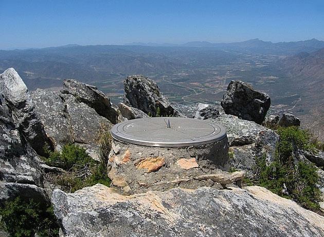 Bloupunt Hiking Trail Montagu