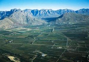 Breedekloof Wine Routw, Western Cape