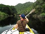 Canoeing Goukamma