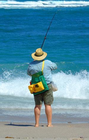 Cape Infanta Fishing