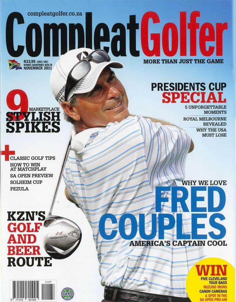 Compleat Golfer Tmb November 2011