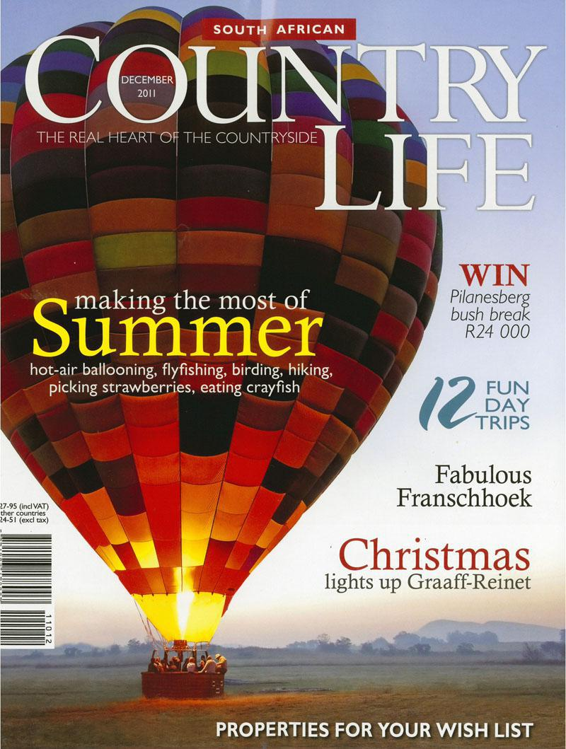 Country life December 2011