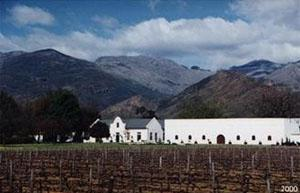 Deetlefs Wine Estate. Breedekloof Wine Route, Western Cape