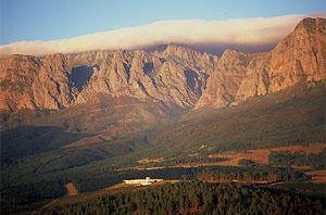 Helderberg Wine Route, Western Cape