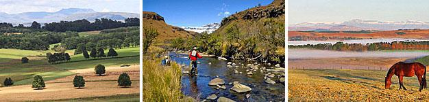 Mooi River, Natal Midlands, KwaZulu-Natal