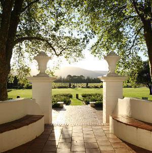 Nederburg Wine Estate, Paarl, Western Cape