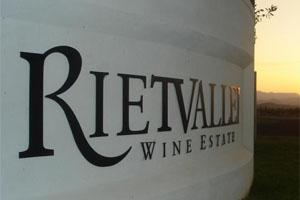 Rievallei Wine Estate, Robertson Wine Route, Western Cape