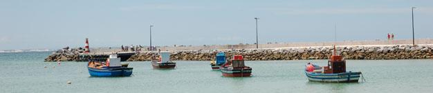 Struisbaai Harbour Panorama