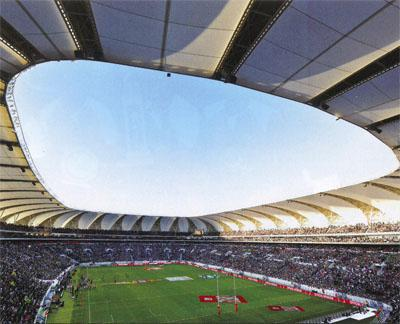 World -Class Although they only have one training field (with another under construction), in the Nelson Mandela Bay Stadium, the Kings have a world-class match venue at their disposal.