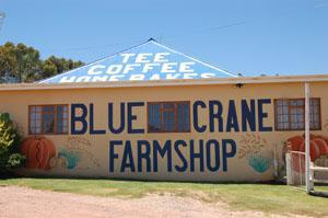 Blue Crane Farm Stall, Heidelberg, Garden Route