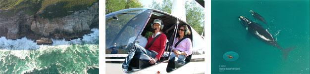 Capri Tours and Helicopters, Mossel Bay