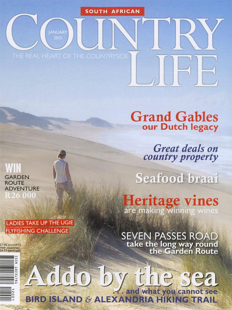 Country life January 2012