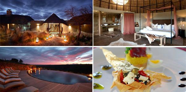 Gondwana Game Reserve Accommodation