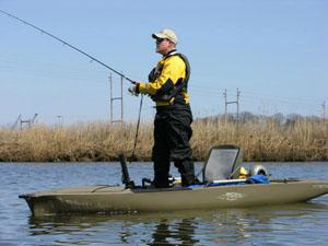 Hobie Mirage Pro Angler 3 - Fishing made easy