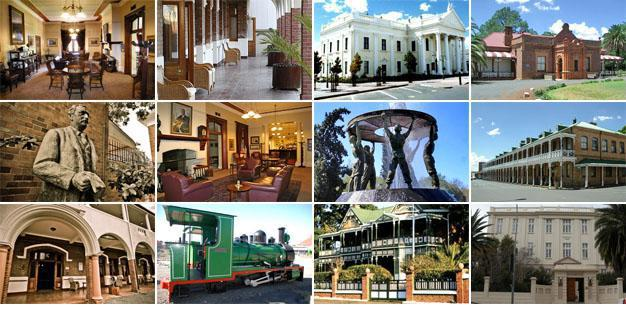 Kimberley, South Africa, Historic Walking Tours
