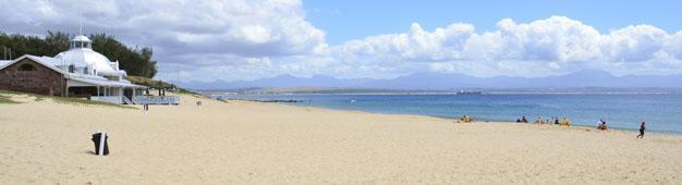 Santos Beach Mossel Bay by ShowMe