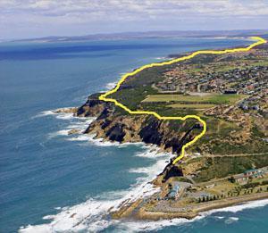 St Blaize Hiking Trail, Mossel Bay