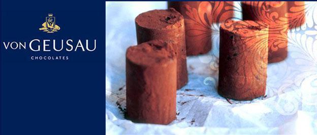 Von Geusau Chocolates, Greyton