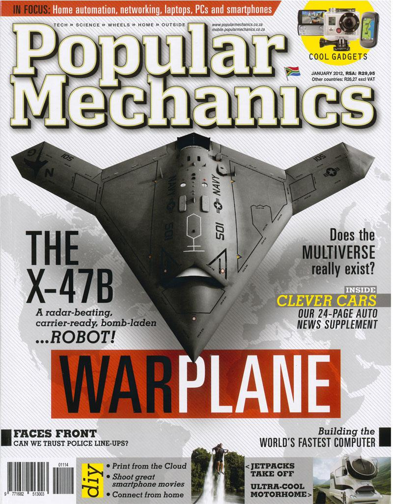 Popular Mechanics January thb 2012