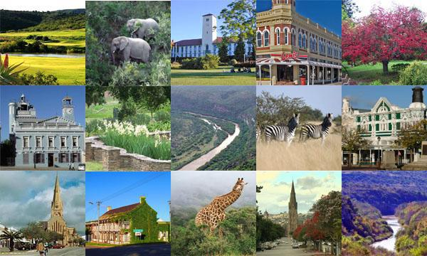 Grahamstown, Frontier Country, Eastern Cape