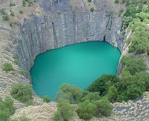 Kimberley Diamond City and Big Hole