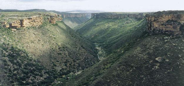 Oorlogskloof Nature Reserve and Hiking Trails