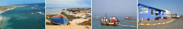 Port Nolloth, Diamond Coast, Northern Cape