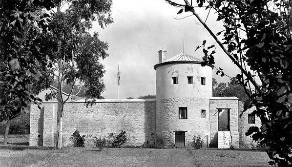 Provost Prison, Grahamstown, Eastern Cape