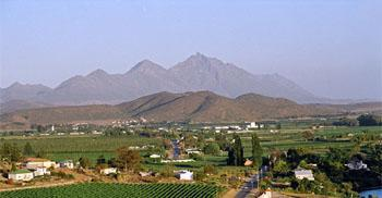Ashton, Route 62, Western Cape
