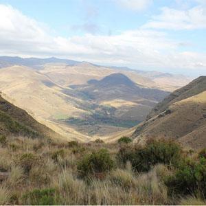 Carlisleshoek Pass Eastern Cape Highlands